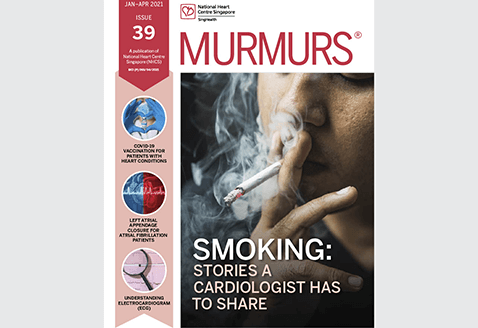 Murmurs Newsletter Issue 39 (Jan – Apr 2021)