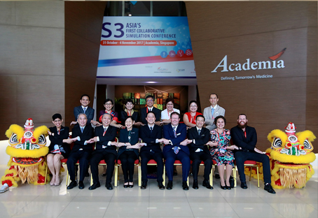 SingHealth Hosts Asia's First Collaborative Healthcare Simulation Conference