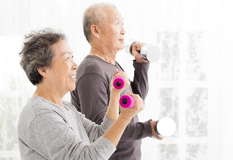 Are you a senior with low muscle mass?