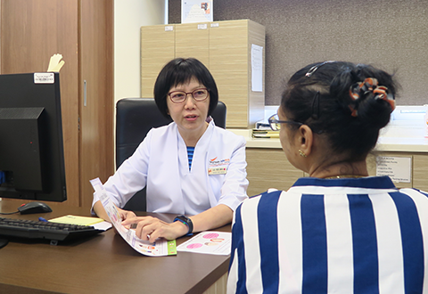 SingHealth Polyclinics make gains in war against diabetes