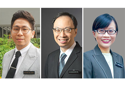 SingHealth doctors win teaching awards