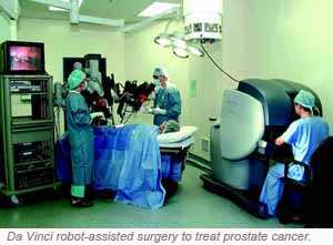 Prostate Cancer Treatment Surgery Radiation Therapy